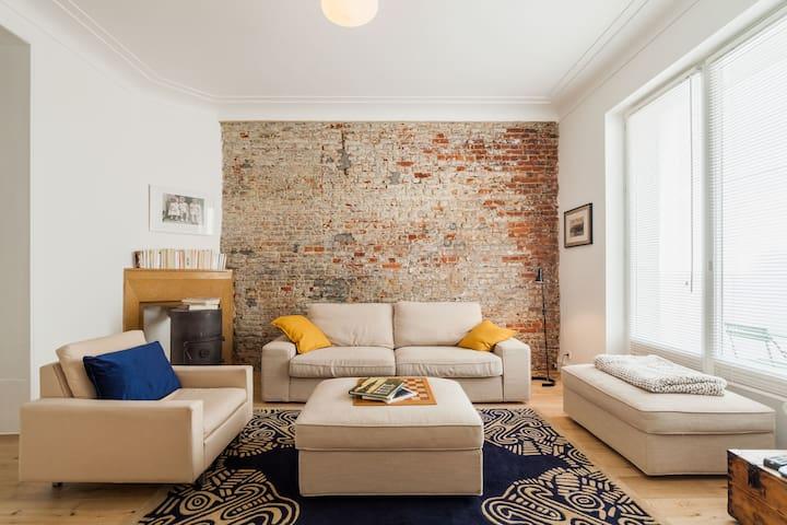 Superbe appartement 1 chambre au cœur d'Ixelles.