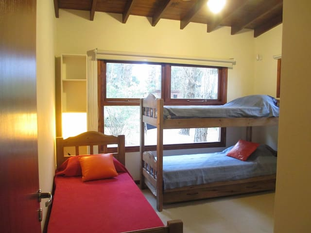 Dormitorio juvenil planta baja