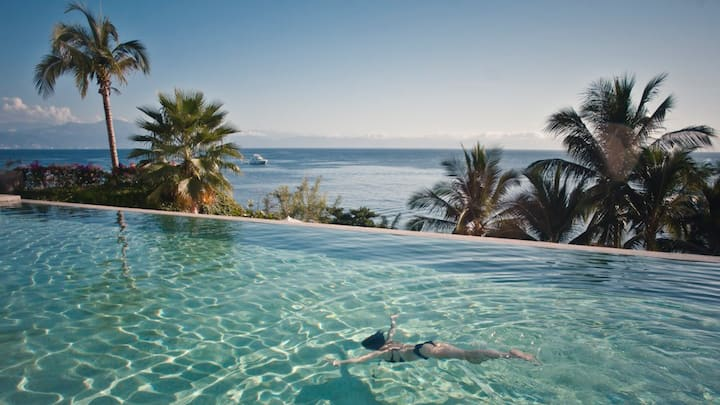 Dream view Punta Mita Luxury Apartment