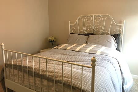 Recently Updated Private Room in Vernon Hills - Vernon Hills - Talo