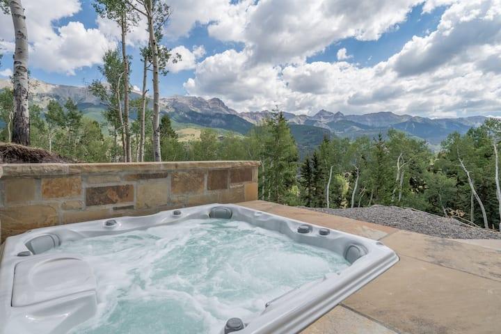Telluride Views Estate * WOW 360 Degree Views