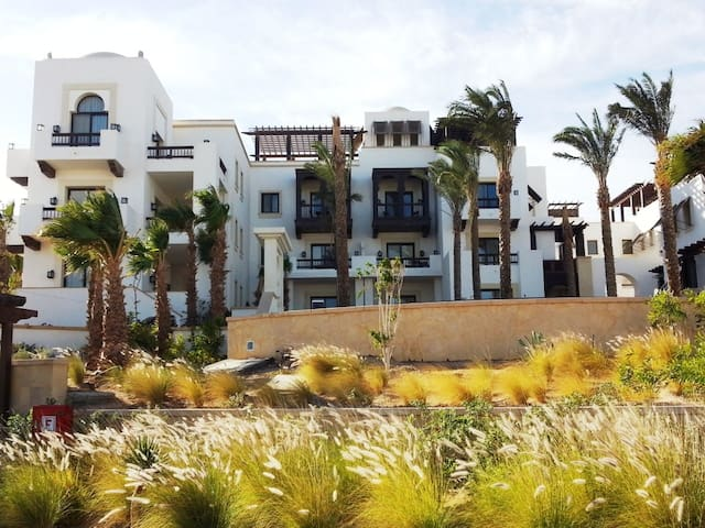Luxury apartment on the RED SEA 4 guests