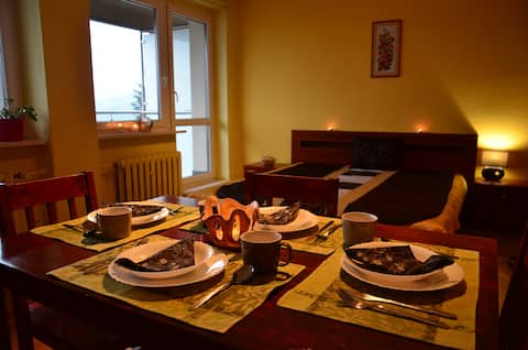 Apartament Drzymałówka Wisła