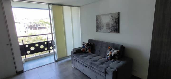 Apartamento entero privado