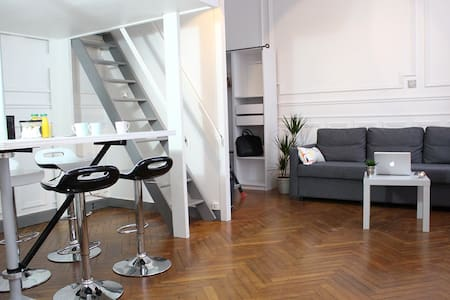 Studio cosy de 37m2•100m Gare• - Rouen