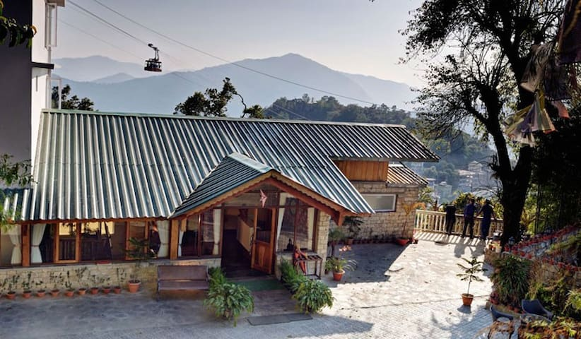 Namnang Courtyard & Spa~Family Room - East Sikkim - Other
