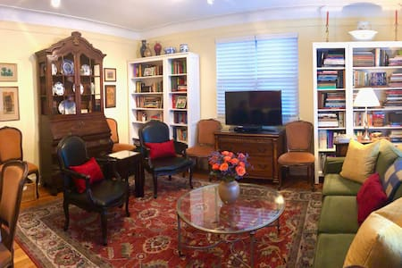 Charming 1 BD Apartment in Astoria, with Garden.