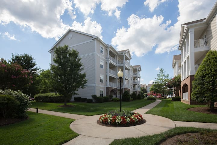 Wyndham Nashville Resort (2 Bedroom 2 Bath) 2A