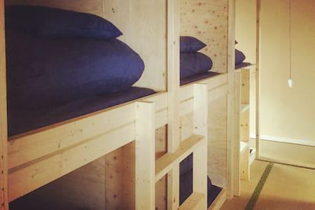 8 Bed Men's dormitory 8-1 - Edogawa-ku - Daire