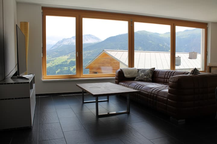 Holiday apartment Reto 4 people - Lenzerheide