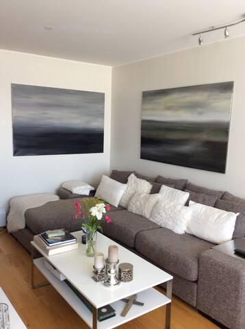 Modern, comfotable apartment. - Hafnarfjörður - Apartment