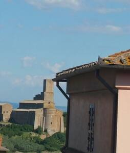 Appartamento con vista San Pietro - Tuscania
