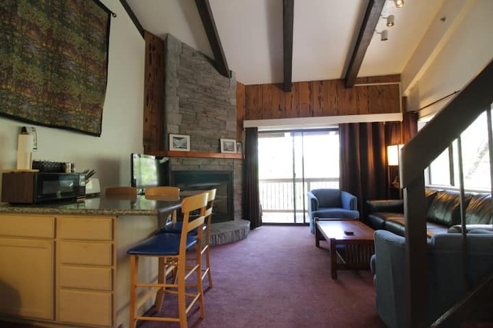 Yosemite West Small Loft Condo A207