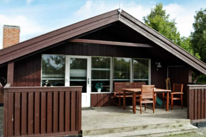 Alluring Holiday Home in Storvorde near Sea