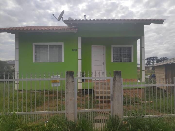 Casa na Serra com fogão a Lenha