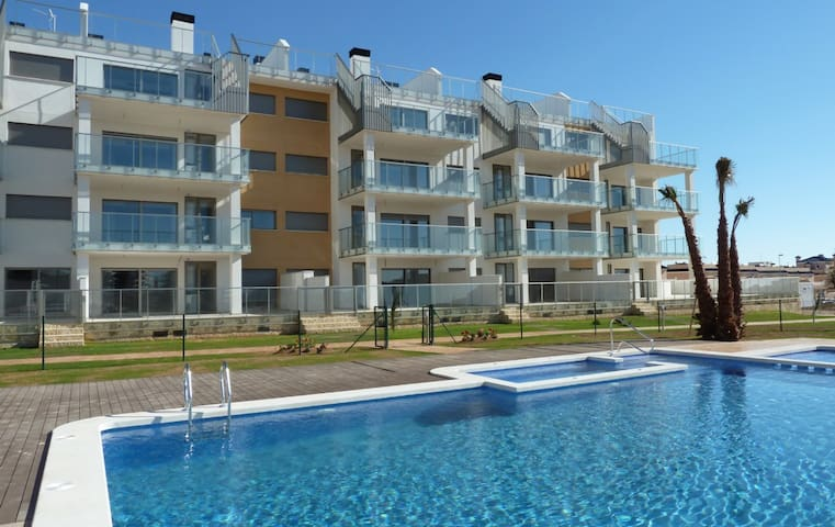 New appartment for 6 persons in Orihuela Costa
