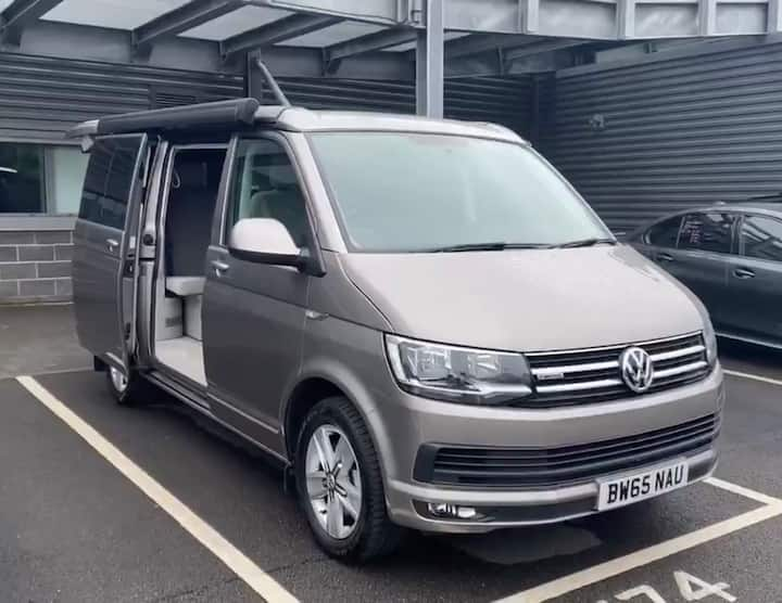 VW California Ocean Auto & 4motion - can be driven