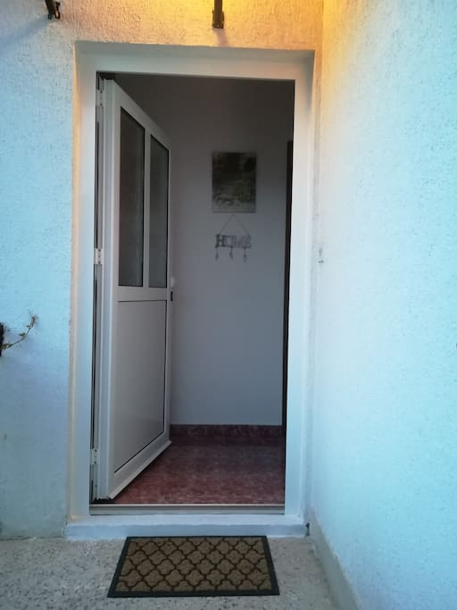 ulaz u apartman