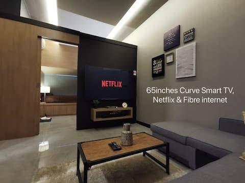 Luxury&Modern Seaview President Suites @MelakaCity