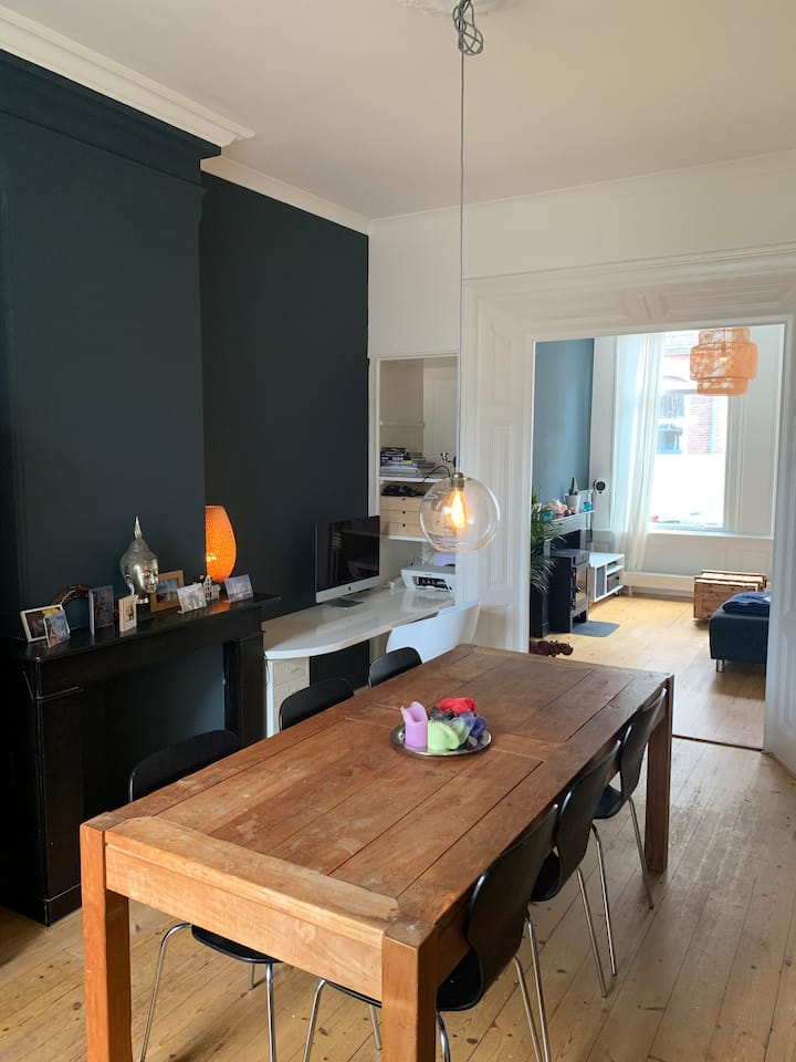 Cosy Apartment close to the beach & Amsterdam