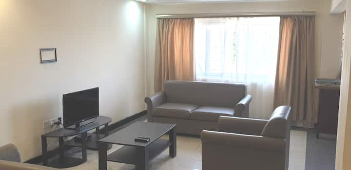 Spacious one bedroom apartment in a prime location