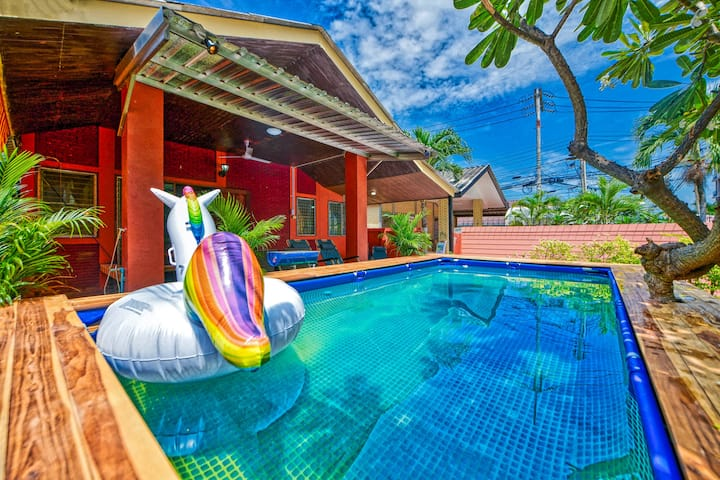 Private Pool, Perfect For Kids, Relax, Quiet