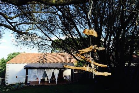 villa con giardino silenziosa - Luogosanto - 别墅