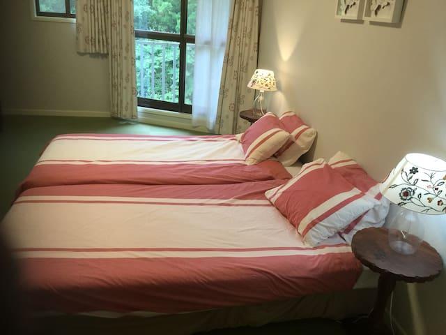 Nikko Teddy Bear House Twin Room
