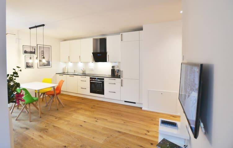 Wunderschönes Neubau Apartment in München Sendling