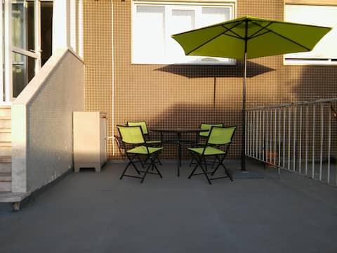Zen Newton - Sunny apartment in Lisbon city centre