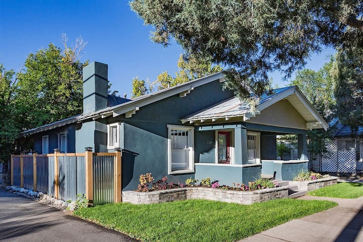Downtown Craftsman Home