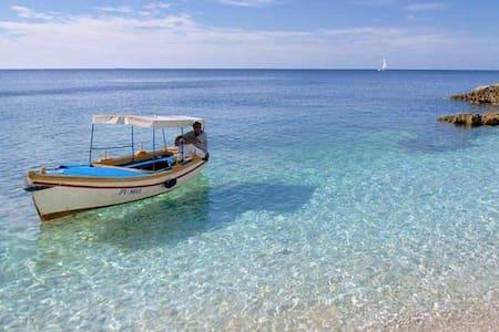 Croatian sea & Beautifull view 3 - Klenovica - Daire