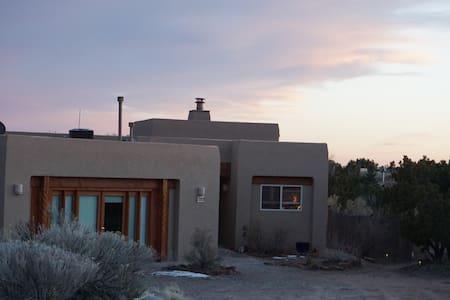 ArtiZen Abode: An Artisan/Yogi Home - Huis