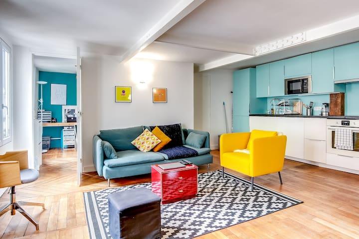Cozy flat - Heart of Paris