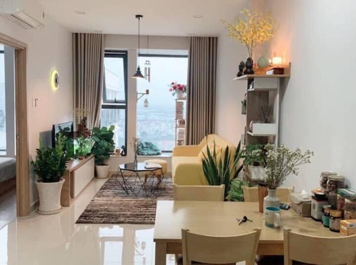 **Comfortable house** GooD.VIEW @Saigon's center