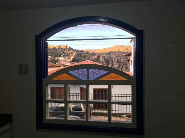 Kitnet Mirada da Serra