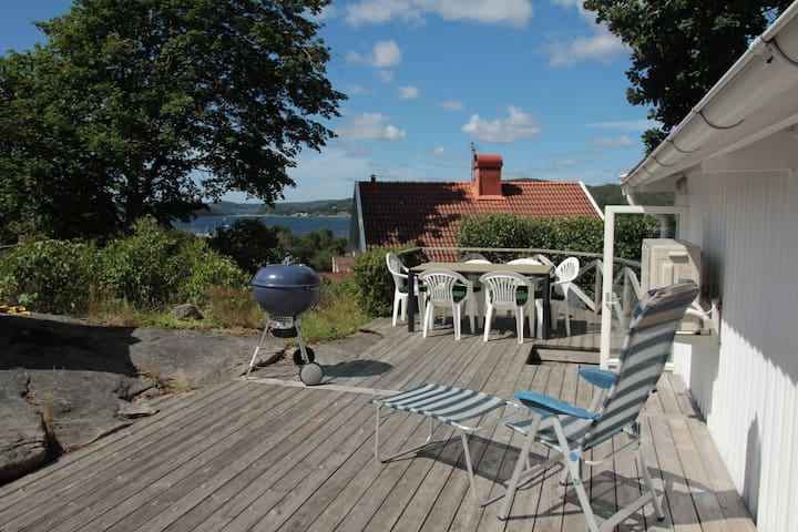 Seaview Cottage in charming Ljungskile