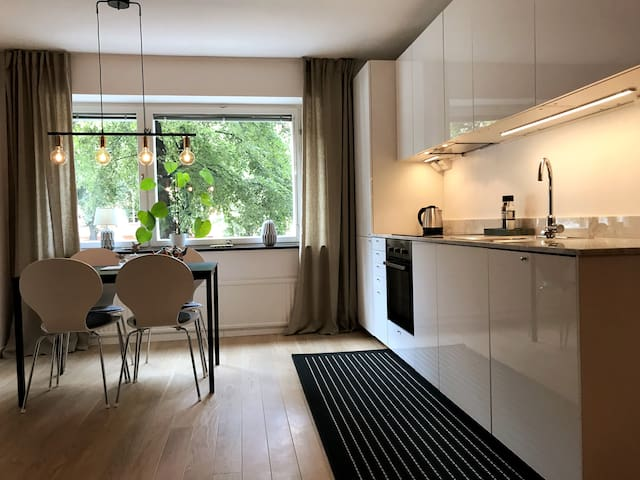 Your Home in Stockholm, clean and comfortable apt