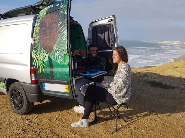 Tiki CamperVan - Experience the best of Portugal