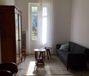 Appartement 2 pers au cœur d'une ville historique.