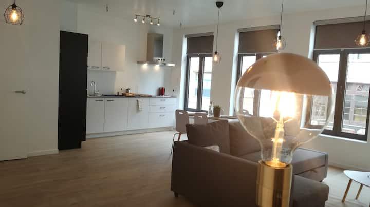 BLITZ 102. Luxury suite Central Station