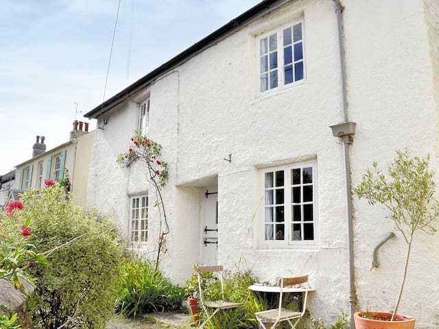 Newly renovated 2 bed character cottage in Noss - Noss Mayo - Huis