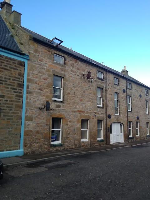 Firth View Apartment Burghead NE Scotland Seaside