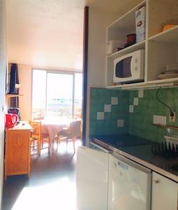 Appartement 7/8 places lumineux au pied des pistes - Aragnouet - Apartmen