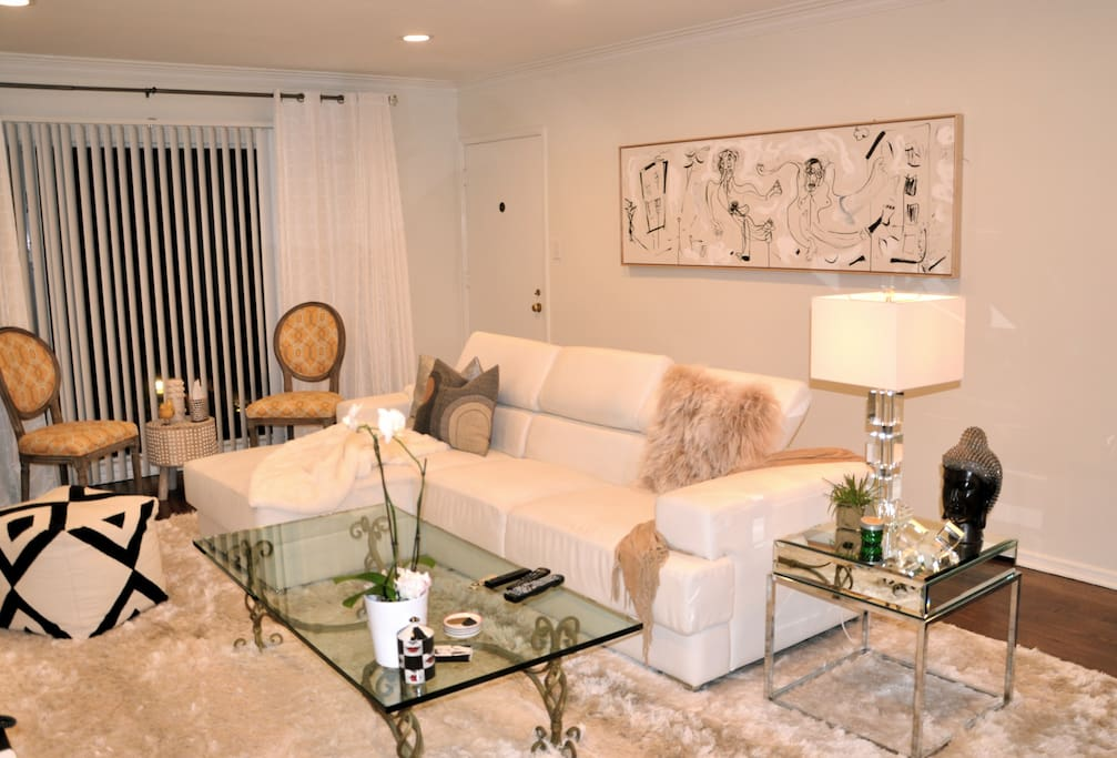 Artistic and Beautiful-Living Rm.