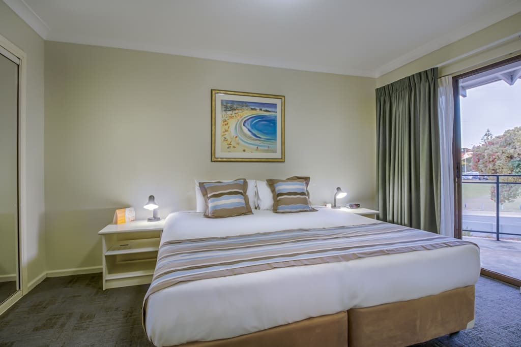 numerous bedding configurations that suit all needs