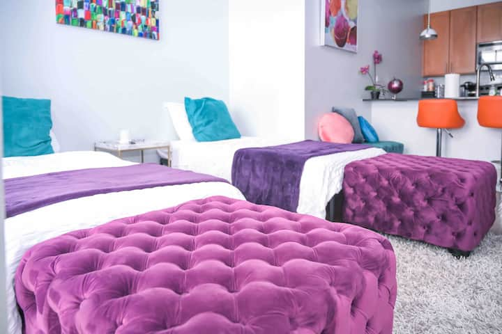 Staycation French Quarters Funhouse Sleeps 9