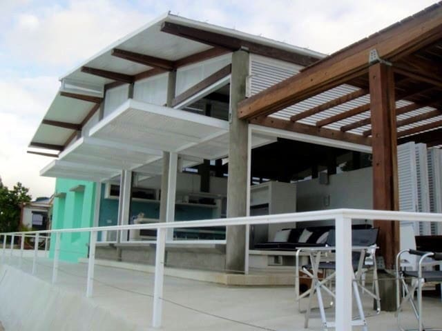 Casa Verde, The most special house in Los Roques