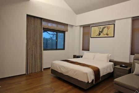 雲頂Villa景觀雙人房 Yunding Deluxe Double room  A203 - Wanli District - Minsu (Taiwan)