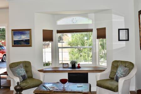 Kernville's best location: new private guest suite